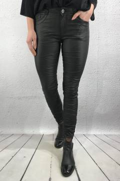 JW2026 Jeans coating Black