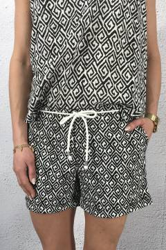 Shorts MW casualfit Blackprint