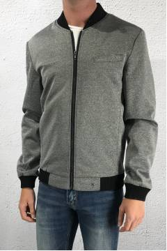 Wales jacket Grey Melange