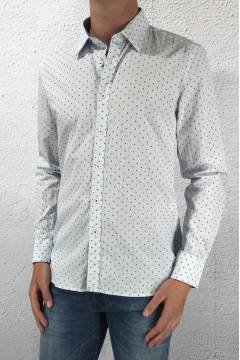 GLS17070 Shirt Light Blue