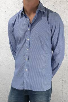 GLS17070 Shirt Blue