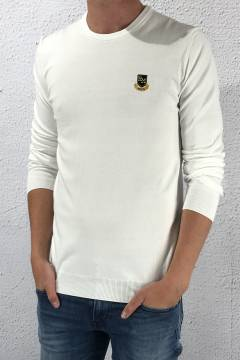 Jacob Sweater White