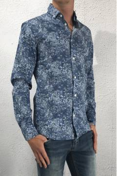 Curtis Shirt Federal Blue