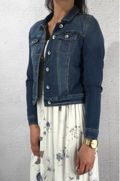 Jacket Denim Sweet