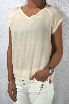 Shirt v-neck w.matmix Studio Rose
