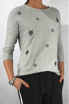 LDT QR Jale Top Star Moon Grey