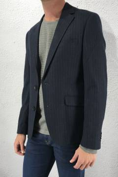 London Blazer Navy