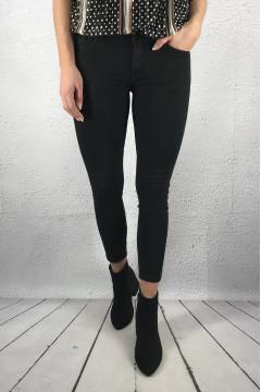 RD 6388 Jeans bow Black