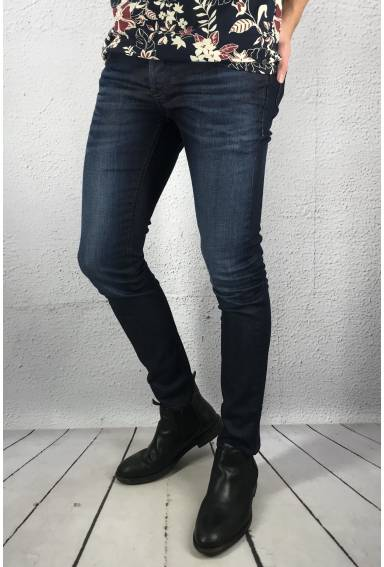 Joy slim Rex Blue Denim