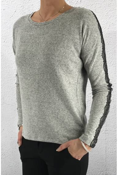 Shirt lace tape Greymel