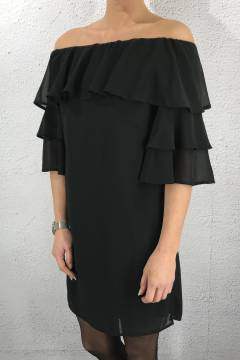 Maggy Dress Black