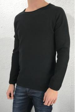 Isac sweater Black