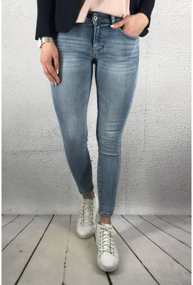 JW382 Jeans slim Light denim
