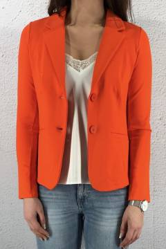 Jordis Blazer Hot Orange