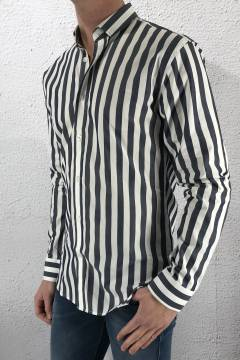 Sälen 78 Shirt Navy/White
