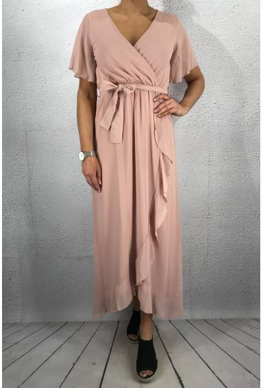 WD Dress Dusty Rose