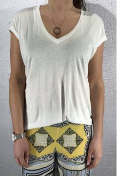 Vik Top White
