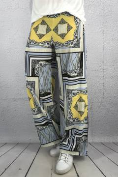 Gow Pant Ctreme/Blue/Yellow