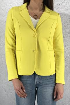Rhonda Blazer Sunshine Yellow