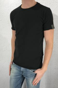 Replay basic Tee Black