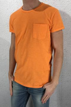 Chris Tee Orange