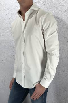 Richard Shirt White