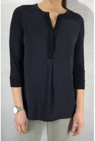 Blouse/tunic matmix Deep Blue