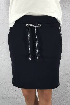 Happy Skirt jersey Deep Blue