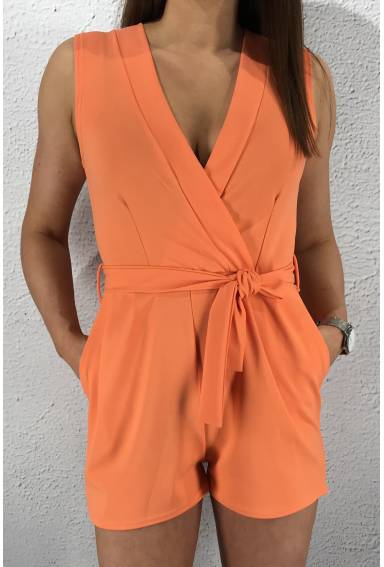 Gram playsuit Corall