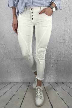 PS 6295-3 Jeans White