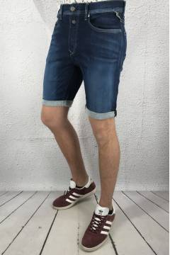 RBJ. Shorts Hyperflex 981.000.661.402 Denim