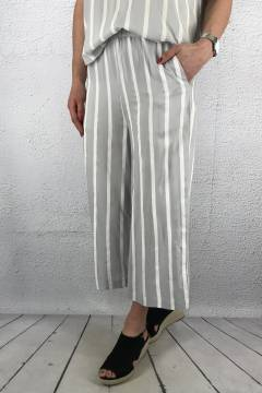 Culotte Malin Grey/White