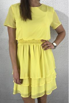 Nicoline Dress lemonade