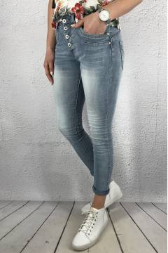 NA9272 Jeans High Light Denim