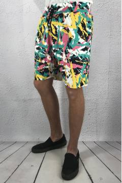 1016 Shorts Multiprint