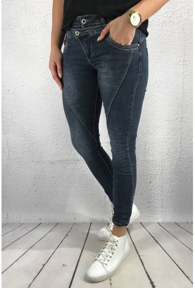 JW 1009 Jeans Denim Blue