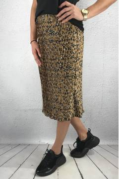 Skirt pleated Leo