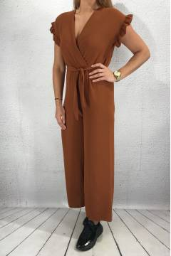 9375 Jumpsuit Rust