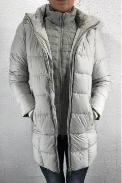 Parka 2 in 1 Padded Endless grey