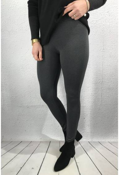 Leggins highwaist antracit