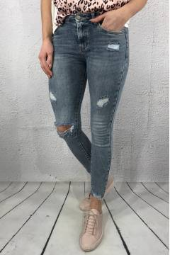 RD 6657 Jeans destroyed Lt.Blue