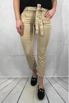 Tilly colour pant Light Camel