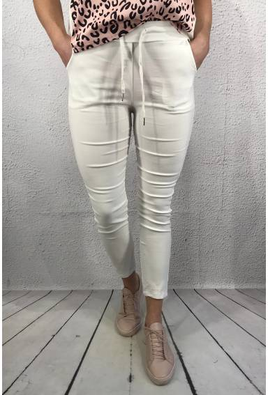2245 Joggingpant White