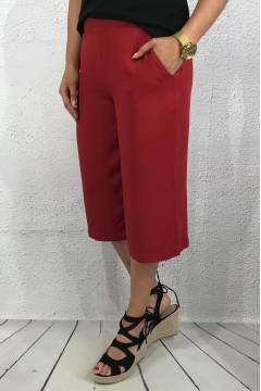 Ldt QR Culotte wide Sweet Wine