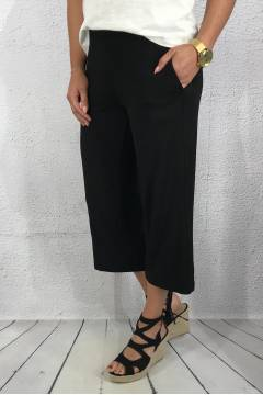 EOS Pant wide leg Black