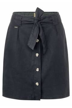Skirt paperbag Deep Blue
