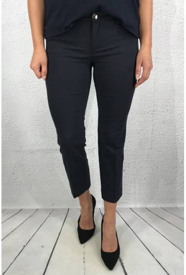 Pant Tilly LdtQR Wowen Dark Blue