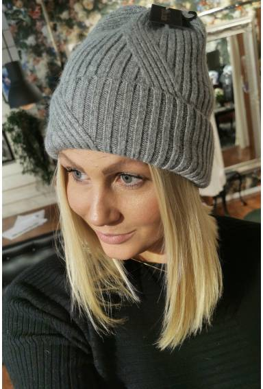 Bianca C109 Knitted grey