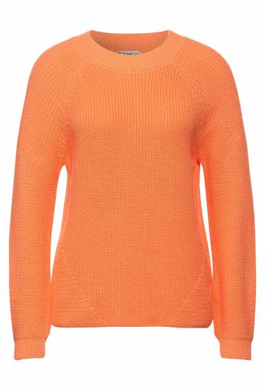 Alice Sweater knitted  Strong Mandarin