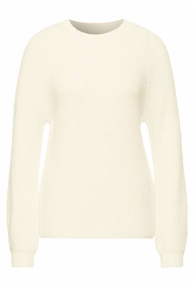 Alice Sweater knitted Offwhite